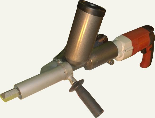 Сварочный экструдер RSM002/6 для сварки пластмасс