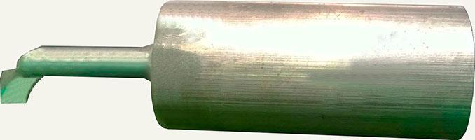 насадка для ручной экструдер для сварки пластмасс