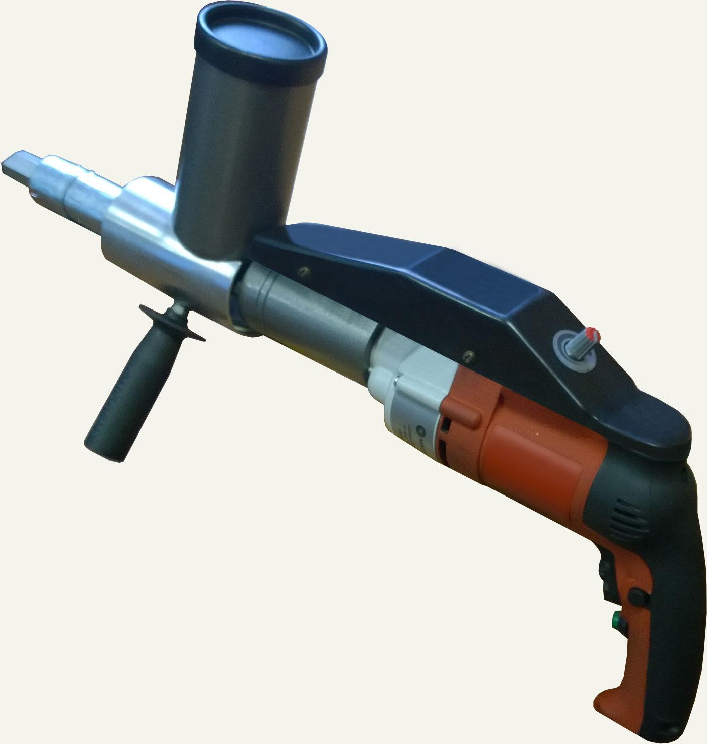 Сварочный экструдер RSM001/5М для сварки пластмасс