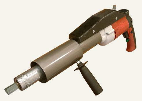 ручной экструдер для сварки пластмасс