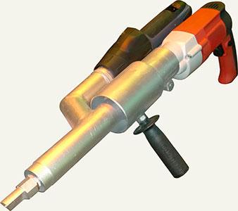 Сварочный экструдер RSM002/7 strand для сварки пластмасс