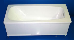ABS+PMMA acrylic bathtubs and liners