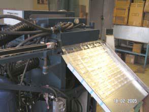 air molding machine